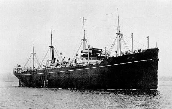 East Coast Diesel >> Ships of the East Asiatic Line - 1920-1929